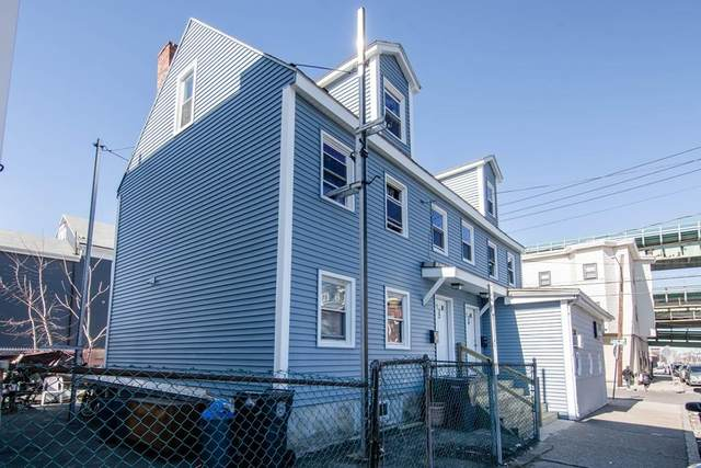 32 2Nd St, Chelsea, MA 02150 (MLS #72636537) :: Taylor & Lior Team