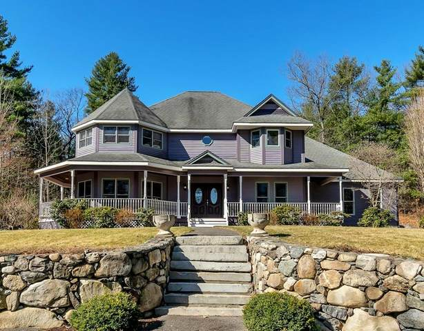 50 Quarry Road, Acton, MA 01720 (MLS #72636544) :: Trust Realty One