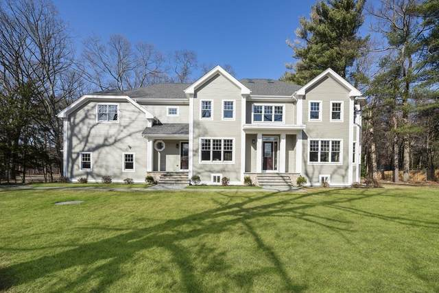 81 Westview St, Lexington, MA 02421 (MLS #72636586) :: The Seyboth Team