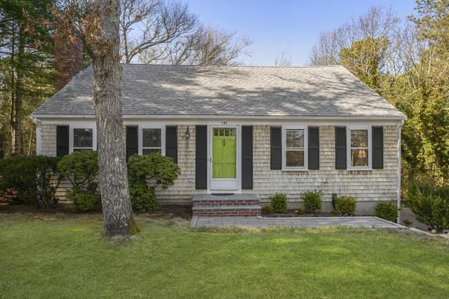 191 Tanglewood Dr, Barnstable, MA 02655 (MLS #72636589) :: The Gillach Group