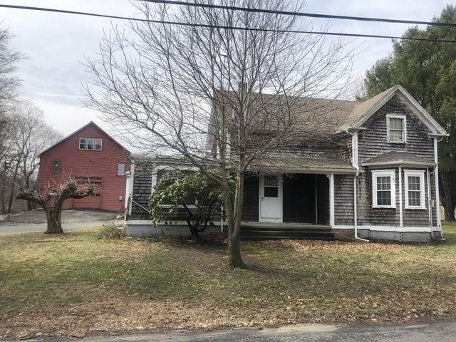 62 Blanding Road, Rehoboth, MA 02769 (MLS #72636599) :: Anytime Realty