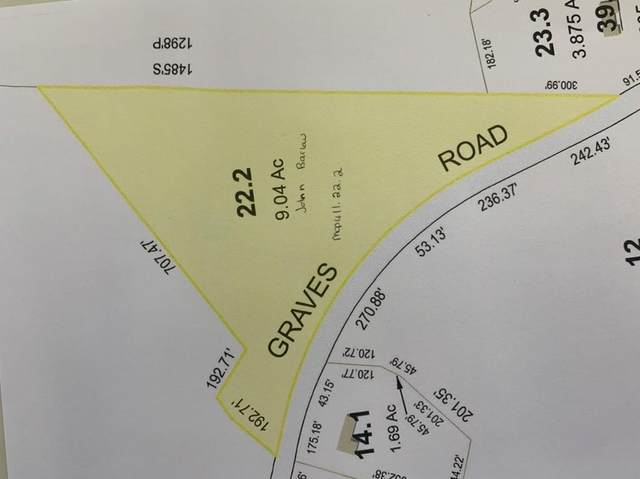 0 Graves Rd, Conway, MA 01341 (MLS #72636779) :: The Gillach Group