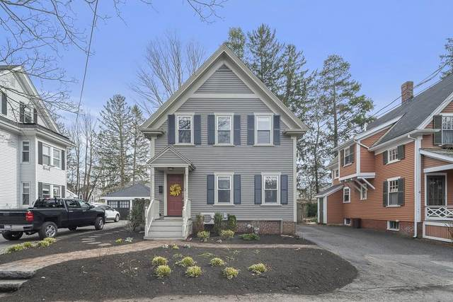 3 Wildwood Ter, Winchester, MA 01890 (MLS #72636785) :: Taylor & Lior Team
