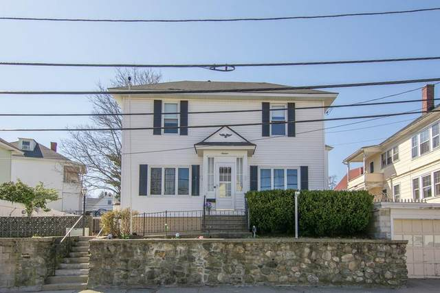 16 E Pleasant St, Lawrence, MA 01841 (MLS #72636792) :: The Gillach Group