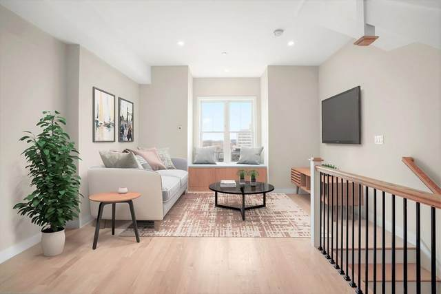 174 Fisher Avenue A, Boston, MA 02120 (MLS #72636880) :: The Gillach Group