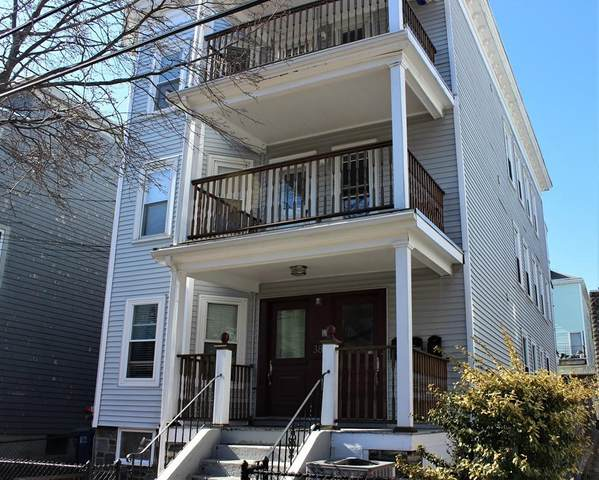 38 Derby St #3, Somerville, MA 02145 (MLS #72636969) :: The Duffy Home Selling Team