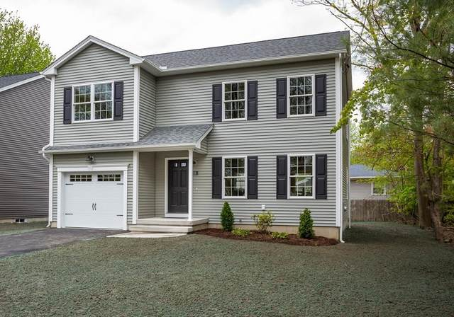 30 Nagle Lot #12, Springfield, MA 01151 (MLS #72636972) :: The Duffy Home Selling Team