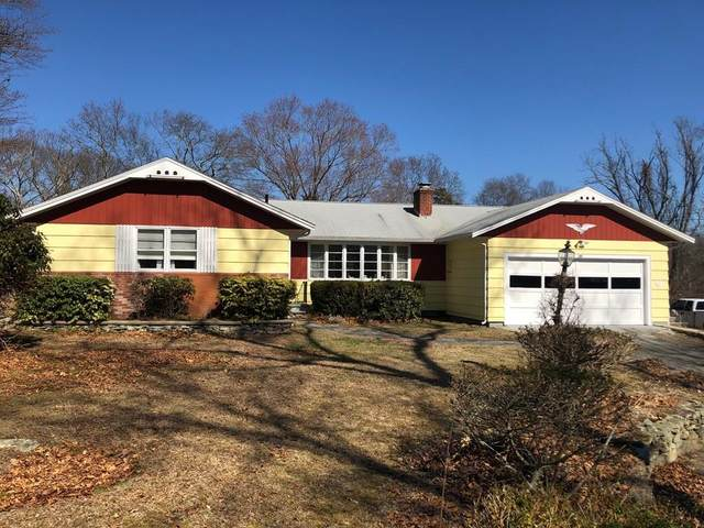 77 Bliss St, Rehoboth, MA 02769 (MLS #72636999) :: Charlesgate Realty Group