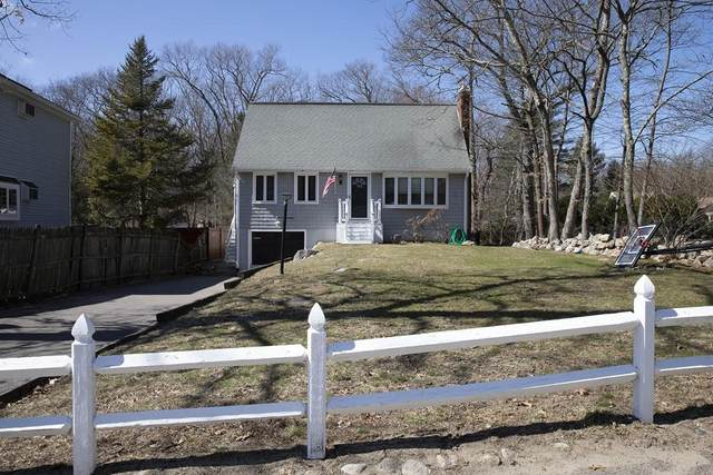 192 Forest St, Weymouth, MA 02190 (MLS #72637029) :: Spectrum Real Estate Consultants