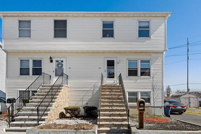 66 Roosevelt St #66, Revere, MA 02151 (MLS #72637069) :: DNA Realty Group