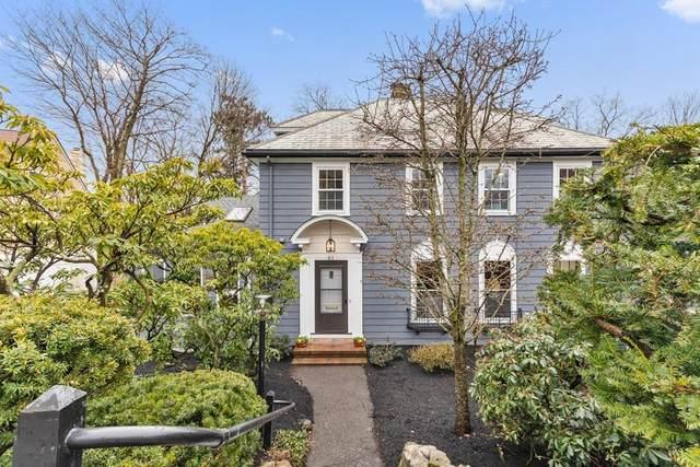 61 Huntington Rd, Newton, MA 02458 (MLS #72637162) :: Spectrum Real Estate Consultants