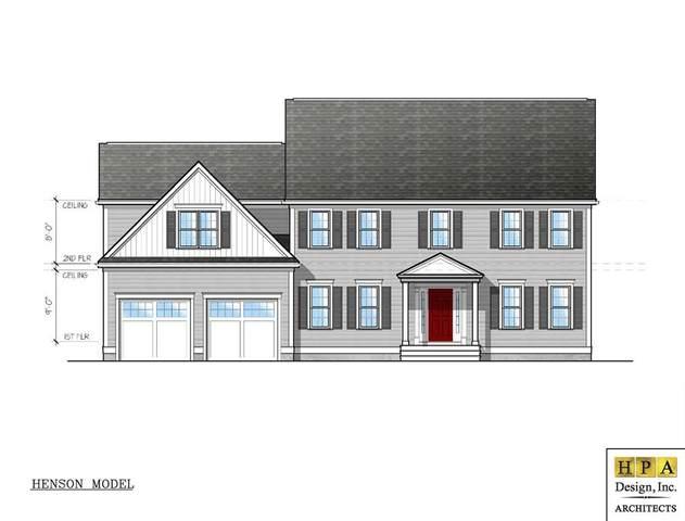 Lot 0 Morgan Road, North Attleboro, MA 02760 (MLS #72637296) :: Trust Realty One