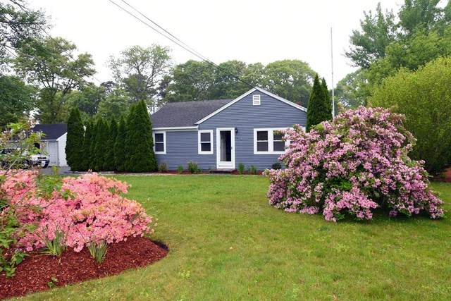 318 Lower County Rd, Dennis, MA 02639 (MLS #72637377) :: The Gillach Group
