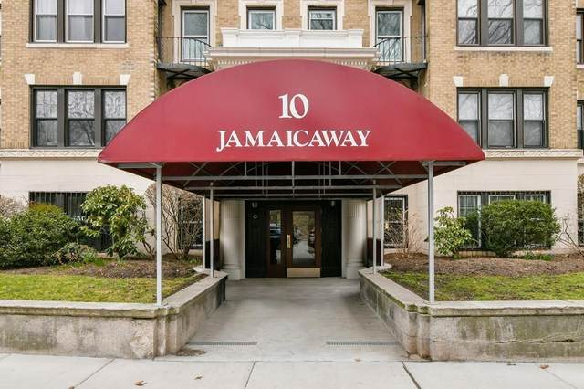 10 Jamaicaway #17, Boston, MA 02130 (MLS #72637415) :: The Gillach Group