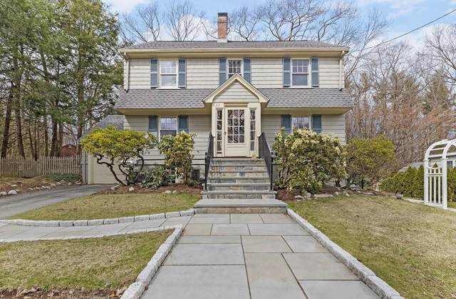 53 Beverly Rd, Newton, MA 02461 (MLS #72637515) :: The Gillach Group