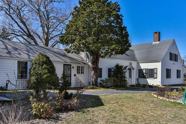 425 Route 6A, Yarmouth, MA 02675 (MLS #72637569) :: The Duffy Home Selling Team