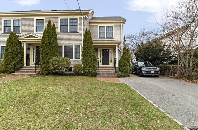 17 Indiana Terrace #17, Newton, MA 02464 (MLS #72637582) :: The Duffy Home Selling Team
