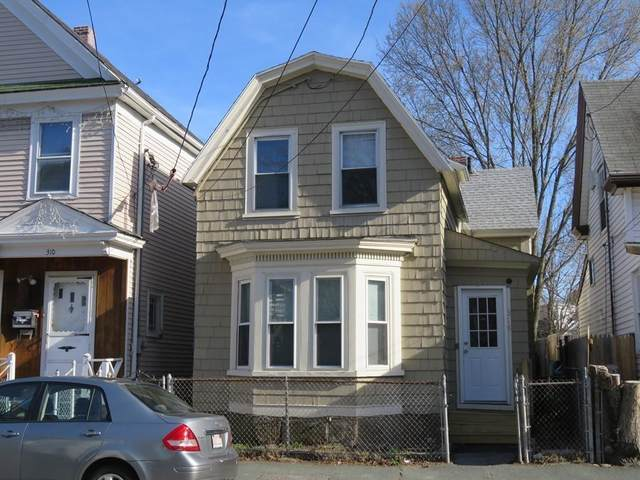316 Salem St, Lawrence, MA 01843 (MLS #72637621) :: Exit Realty