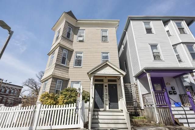 101-103 Wachusett St #1, Boston, MA 02130 (MLS #72637672) :: The Duffy Home Selling Team