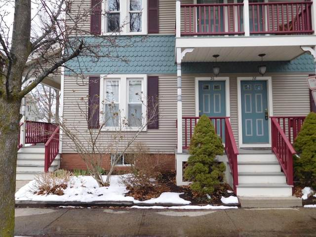 26 Graves Avenue #26, Northampton, MA 01060 (MLS #72637746) :: Team Tringali