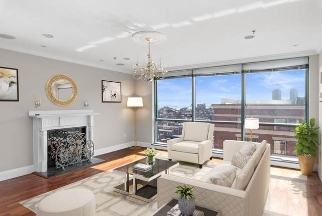 234 Causeway Street #813, Boston, MA 02114 (MLS #72637749) :: DNA Realty Group