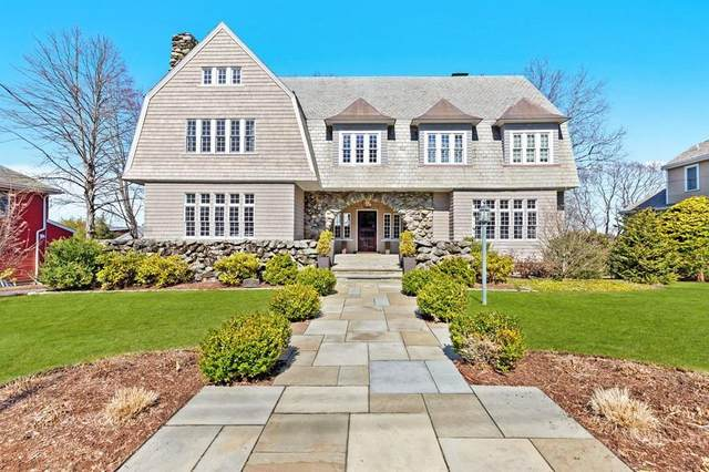 239 Wolcott Rd, Brookline, MA 02467 (MLS #72637813) :: The Gillach Group
