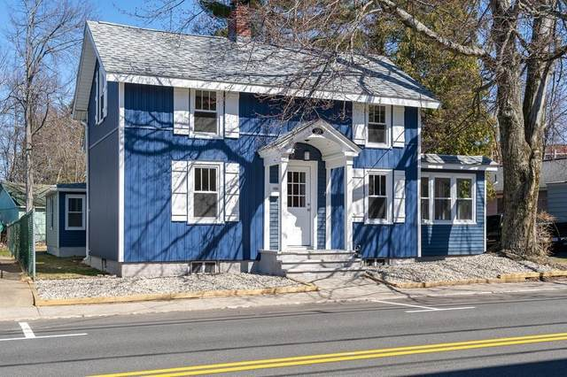 103 Cottage St, Easthampton, MA 01027 (MLS #72637936) :: The Seyboth Team