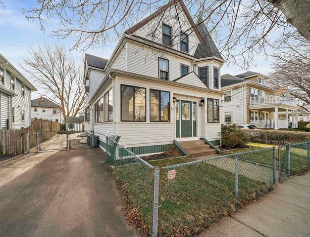 35 Tyler St, Quincy, MA 02171 (MLS #72637955) :: The Duffy Home Selling Team