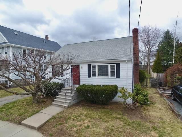227 Roslindale Avenue, Boston, MA 02131 (MLS #72637986) :: The Duffy Home Selling Team
