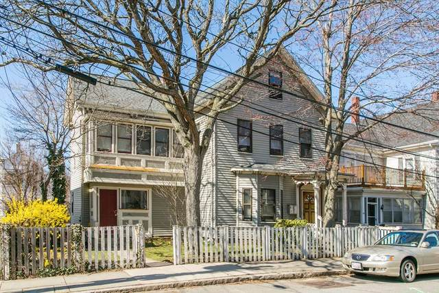 80 Irving Street, Somerville, MA 02144 (MLS #72638008) :: The Gillach Group