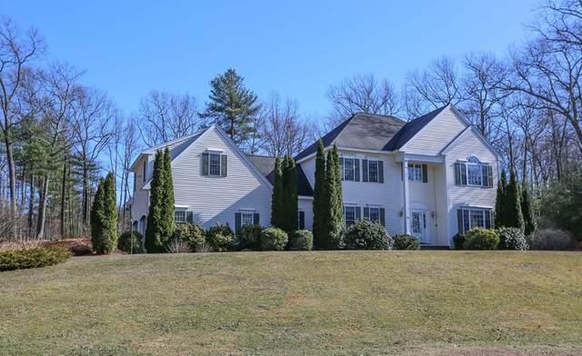 28 Cortland Dr, Hudson, MA 01749 (MLS #72638019) :: The Duffy Home Selling Team