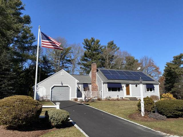 191 West Wind Circle, Barnstable, MA 02655 (MLS #72638097) :: The Gillach Group