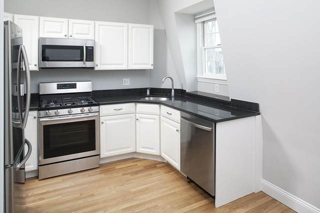 160 I Street #3, Boston, MA 02127 (MLS #72638103) :: The Gillach Group