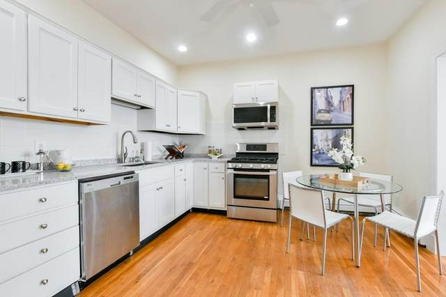 122 Day St #3, Boston, MA 02130 (MLS #72638116) :: The Gillach Group