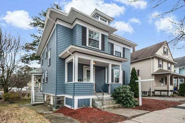 907 Main Street, Malden, MA 02148 (MLS #72638118) :: Taylor & Lior Team