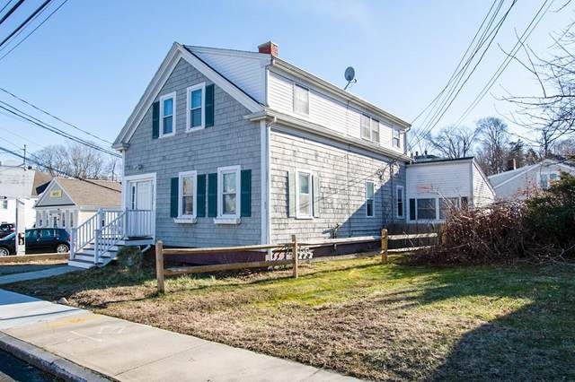 107 Sandwich Street, Plymouth, MA 02360 (MLS #72638189) :: EXIT Cape Realty