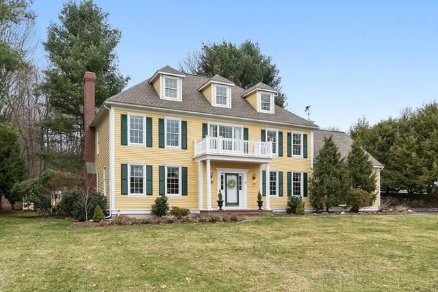 2 Merlin Cir, Shrewsbury, MA 01545 (MLS #72638213) :: The Duffy Home Selling Team