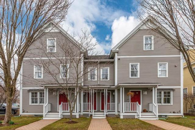 35 Russell Pl #35, Arlington, MA 02474 (MLS #72638306) :: DNA Realty Group