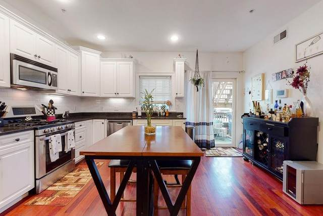 661 Bennington Street #1, Boston, MA 02128 (MLS #72638332) :: The Gillach Group