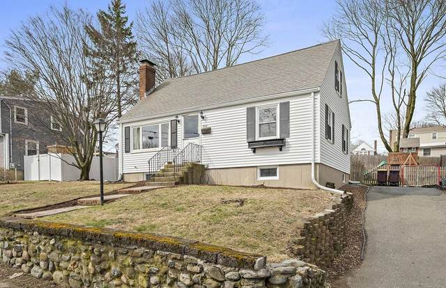 30 Frank Rd, Weymouth, MA 02191 (MLS #72638344) :: The Duffy Home Selling Team