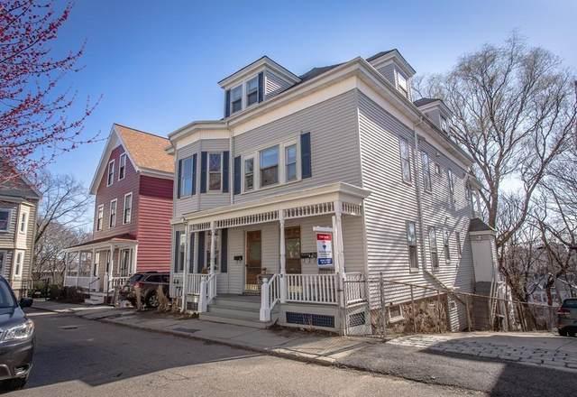 39-41 Cranston Street #3, Boston, MA 02130 (MLS #72638373) :: Charlesgate Realty Group
