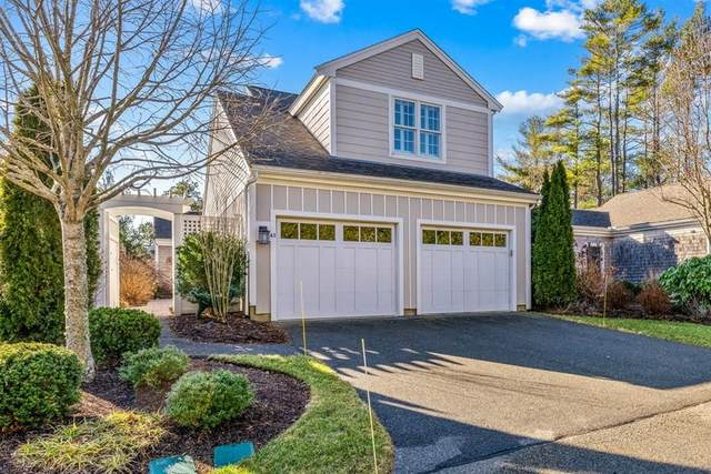 43 Hidden Cove #43, Plymouth, MA 02360 (MLS #72638398) :: The Gillach Group