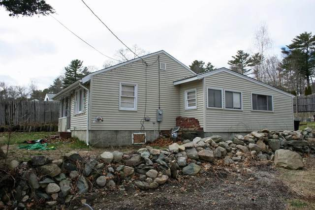 11 Central Avenue, Lakeville, MA 02347 (MLS #72638404) :: Trust Realty One