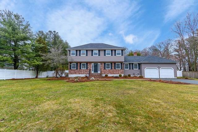 218 Weatherbee Drive, Westwood, MA 02090 (MLS #72638406) :: Trust Realty One