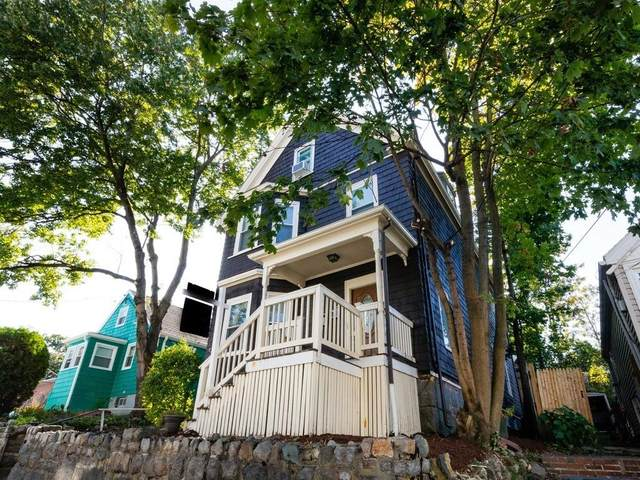15 Jewett St, Boston, MA 02131 (MLS #72638423) :: The Gillach Group