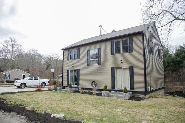 10 Duck Plain Rd, Plymouth, MA 02360 (MLS #72638440) :: EXIT Cape Realty