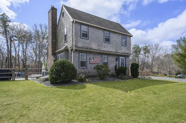 9 Williams Way, Harwich, MA 02645 (MLS #72638450) :: DNA Realty Group