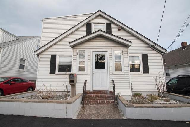 14 Wilson Street, Revere, MA 02151 (MLS #72638485) :: DNA Realty Group