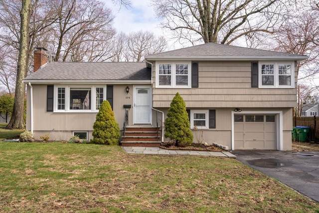 104 Fisher, Westwood, MA 02090 (MLS #72638557) :: Trust Realty One