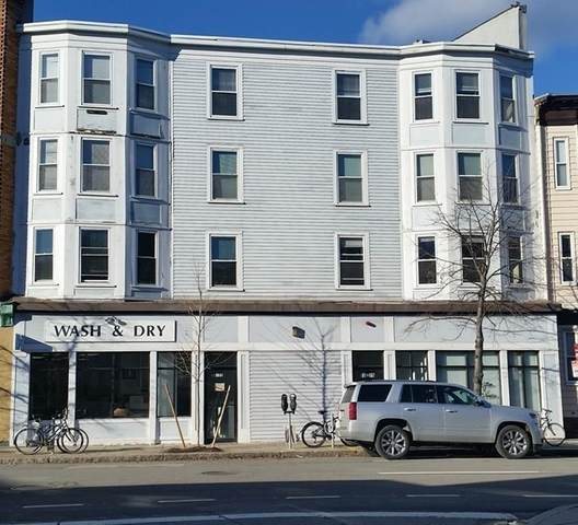 73 River Street 3C, Cambridge, MA 02139 (MLS #72638582) :: Revolution Realty